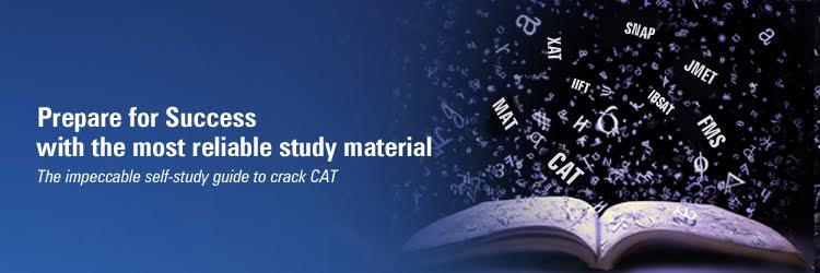 STUDY MATERIALS FOR CAT OR FOR GMAT ?