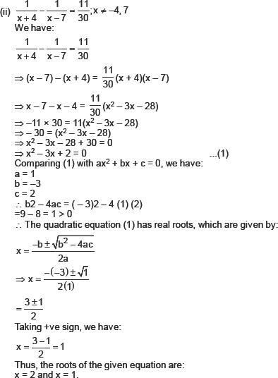 CBSE 10, Math, CBSE- Arithmetic Progression, NCERT Solutions