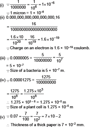 Cbse 8 Math Cbse Exponents And Powers Ncert Solutions
