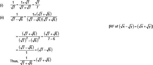 CBSE 9, Math, NCERT Solutions