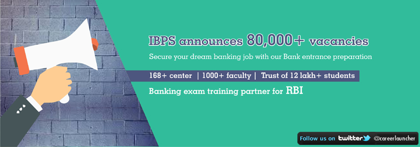 IBPS Announces 80,000 Vacancies