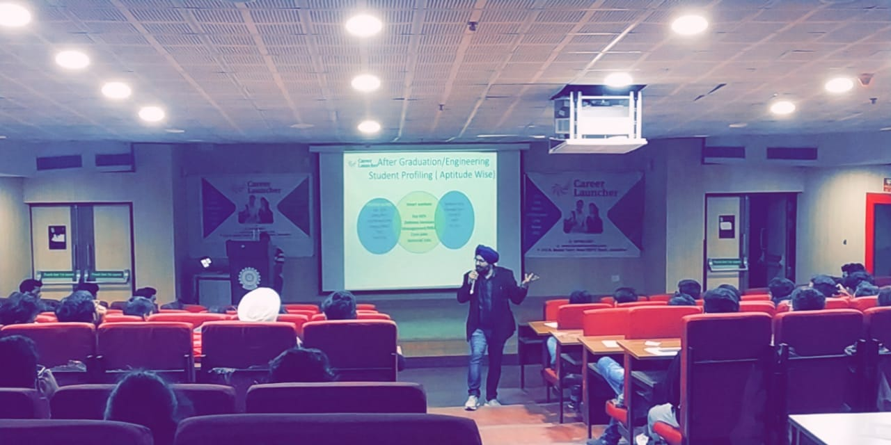 //www.careerlauncher.comA dedicated session on career prospects of civil services was conducted for students of NIT Jalandhar in 2018.