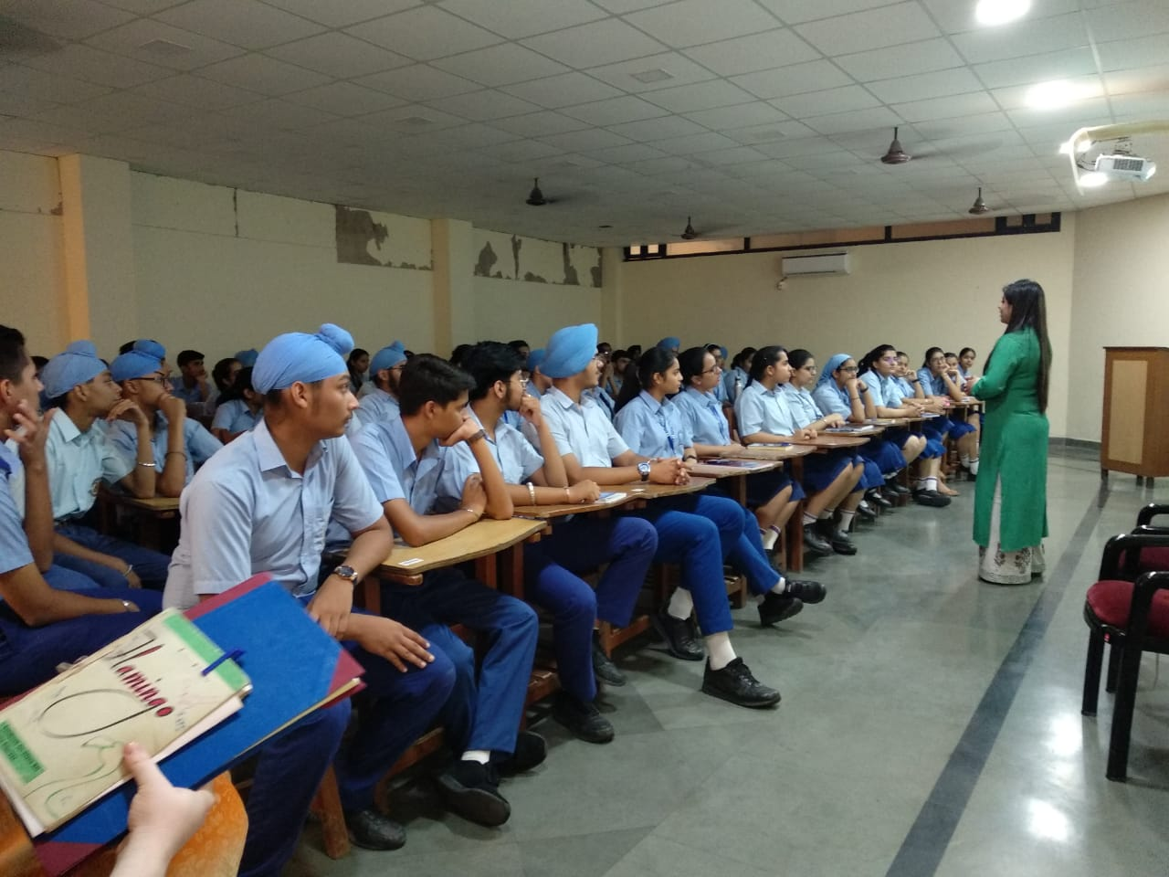 //www.careerlauncher.comCareer Counselling Session conducted in July 2019.
