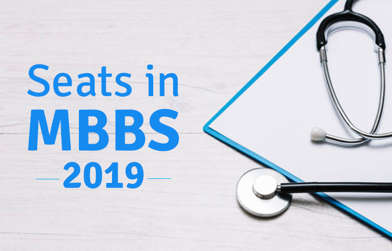 SEATS IN MBBS 2019