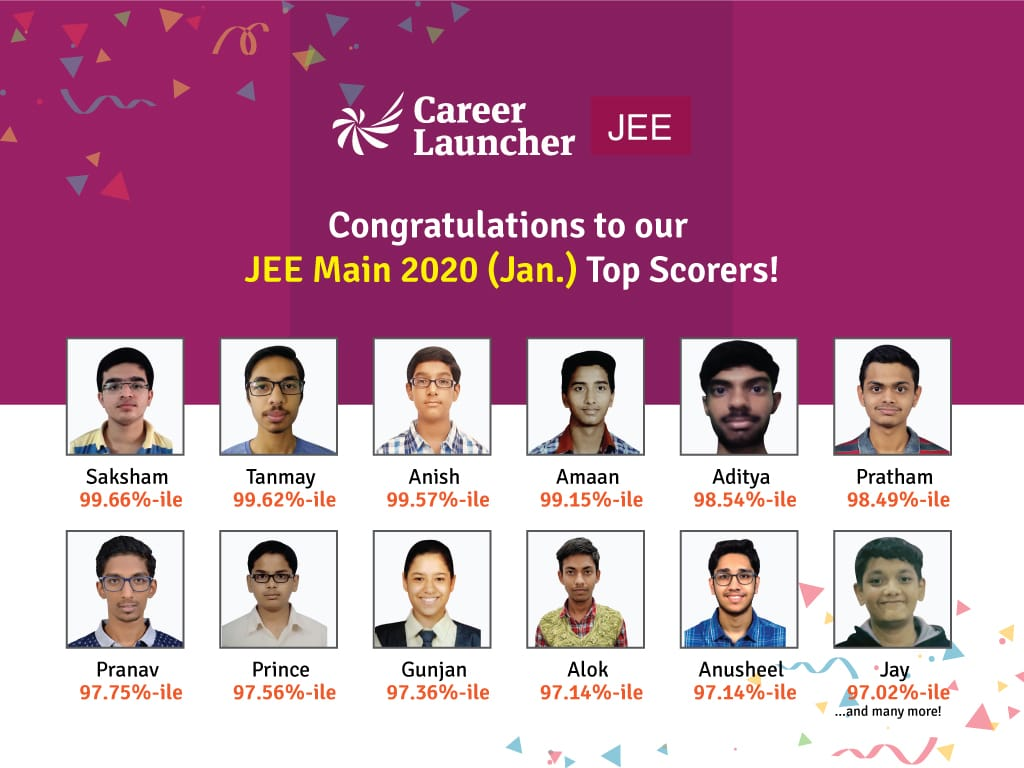 PUNE JEE Result